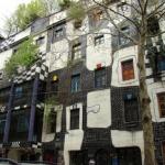 """Corespondenţă din Austria – Hundertwasser, """"doctorul arhitecturii"""" din Viena (FOTO)"""
