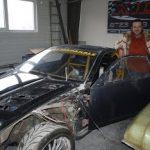 Valentin Costea dă forţă motoarelor maşinilor de curse