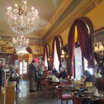 Călătorie cu parfum de cafea, la Viena