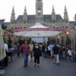 Primăria din Viena atrage turiştii prin diverse evenimente
