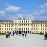 Atracţii în parcul Castelului Schönbrunn