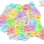 Cum arăta harta României acum 60 de ani. Ce judeţe nu existau atunci