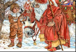 Sfântul Nicolae. Tradiţii şi obiceiuri din România şi alte ţări