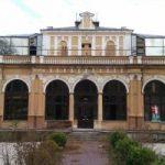 Cazinoul din Arad, în paragină. Clădirea este declarată monument istoric