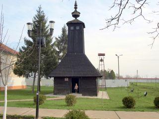 Monografii: Biserica din lemn a Mănăstirii din Gai