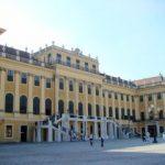 În vizită la Castelul Schönbrunn din Viena