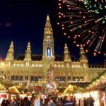 Revelionul în aer liber la Viena