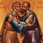 Sfinţii Petru şi Pavel, tradiții și obiceiuri