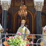 Instalarea noului stareţ la străvechea Mănăstire Hodoş-Bodrog