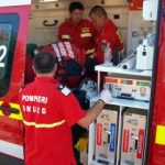 Accident pe DN 7. Șapte persoane au fost rănite