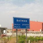 În Turcia există un oraş numit Batman.