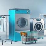 În 1858, americanul Hamilton Smith a patentat mașina de spălat rotativă.