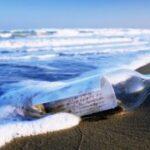 """""""Cel mai vechi"""" mesaj într-o sticlă a fost descoperit la peste 108 ani după ce a fost aruncat în mare."""