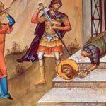 Tăierea capului Sfântului Ioan Botezătorul. Post aspru și multe interdicții