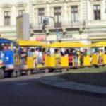 Zilele Aradului 2015. Program special pentru trenuleţul turistic