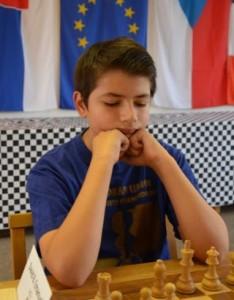 David Bogdan la CUE Cehia 2015 - masa