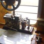 Morse a realizat primul telegraf electric cu care a creeat legătura telegrafică între Washington şi Baltimore.