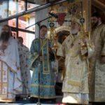 Mănăstirea Arad-Gai şi-a sărbătorit ocrotitorul
