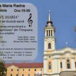 Concert de muzică sacră la Basilica Maria Radna