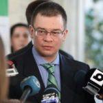 Senatul a luat act de demisia lui Mihai Răzvan Ungureanu
