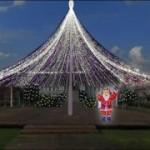 Centenarul Marii Uniri, tematica iluminatului festiv din acest an, de la Arad