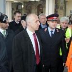 Surprize pentru ministrul Transporturilor, la Arad