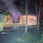 Incendiu la o casă din Șeitin. Un bărbat a murit