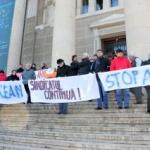 Solidaritate pentru stoparea abuzurilor la Filarmonica din Arad