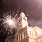 Revelion 2016: Spectacol și artificii în centrul Aradului