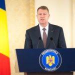 Mesajul președintelui Klaus Iohannis de Ziua Naţională a României