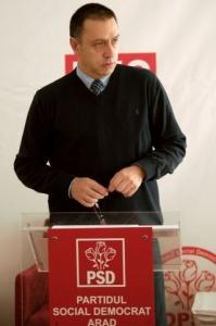 Mihai Fifor - PSD Arad