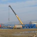 Muncitor omorât pe șantierul autostrăzii Nădlac-Arad