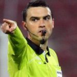 Ovidiu Haţegan arbitrează în sferturile Europa League la fotbal