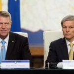 Sondaj: Câte încredere au românii în Klaus Iohannis și Dacian Cioloș