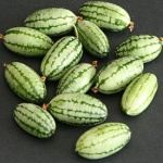 Pepquinos sunt cei mai mici pepeni verzi din lume.