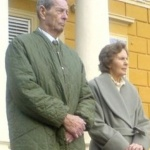 Crăciun fără Regele Mihai și Regina Ana la Săvârșin