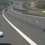 Vitezoman depistat pe autostradă