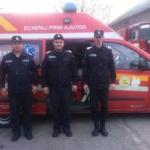 O femeie din Chișlaca a născut în ambulanță