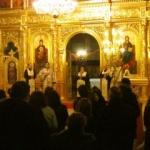 """Noul an, sărbătorit la Catedrala Arhiepiscopală """"Sfânta Treime"""" din Arad"""