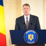 Klaus Iohannis: Ca preşedinte sunt perfect conştient de aşteptările anului 2016