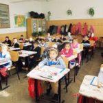 Elevii, din nou la şcoală după vacanţa de iarnă