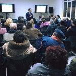 Întâlniri cetățenești în cartierele Aradului