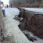 UPDATE: Drumul dintre Dieci și Crocna s-a surpat