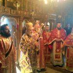Întâmpinarea Domnului prăznuită la Mănăstirea Hodoş-Bodrog