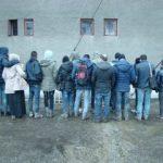 Migranţi depistați la Nădlac