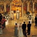 Căsătoria religioasă mixtă este posibilă, cu dispensă, în Biserica Ortodoxă