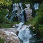 Cascada Cailor este cea mai înaltă cascadă din România.