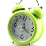 Primul ceas cu alarmă putea să sune doar la 4 dimineaţa.