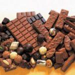Germanii sunt cei mai mari consumatori de ciocolată din Europa.