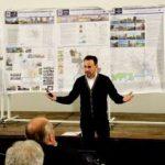 Primarul Falcă își începe întâlnirile cu locuitorii din cartiere